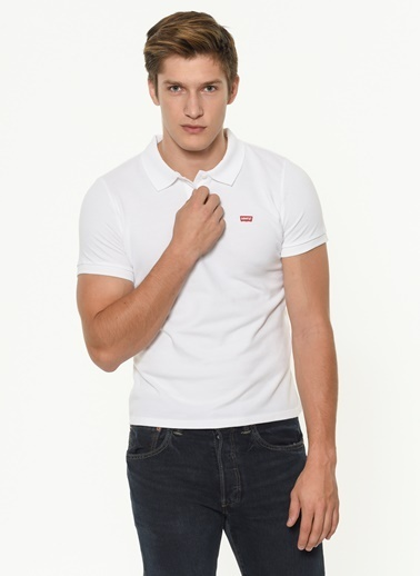 Levi's® Tişört Beyaz
